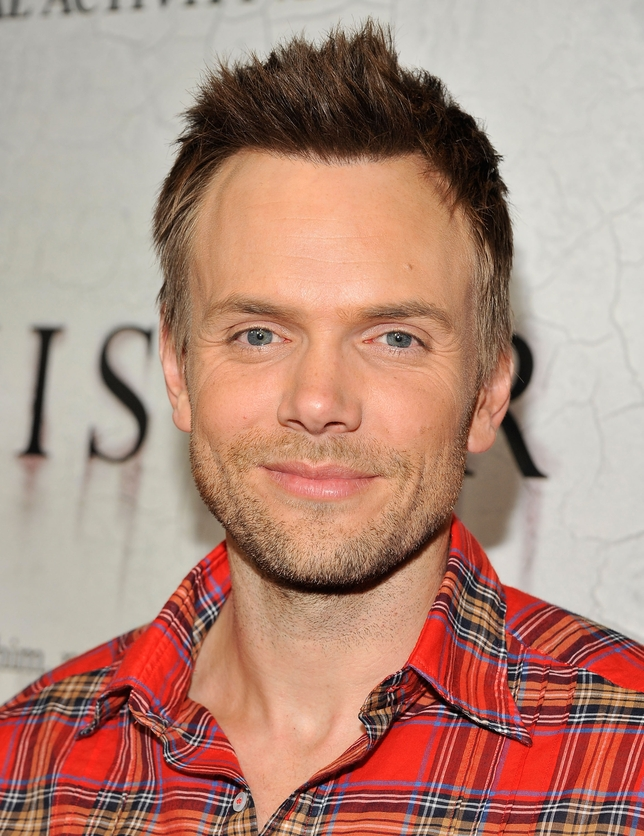 Joel McHale on Getting Fired by His Agent - and Asians