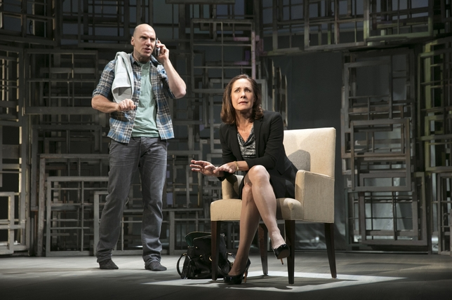 John Schiappa Digs Deeper in 'The Other Place' on Broadway