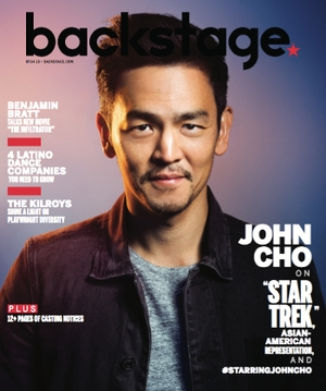 How 'Star Trek' and John Cho Are Moving Visibility Forward