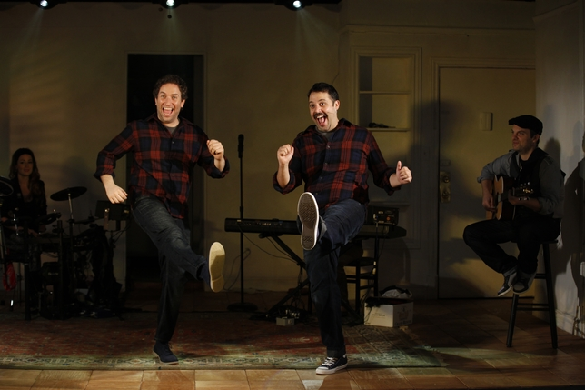'The Other Josh Cohen' Is a Hilarious and Smart New Musical