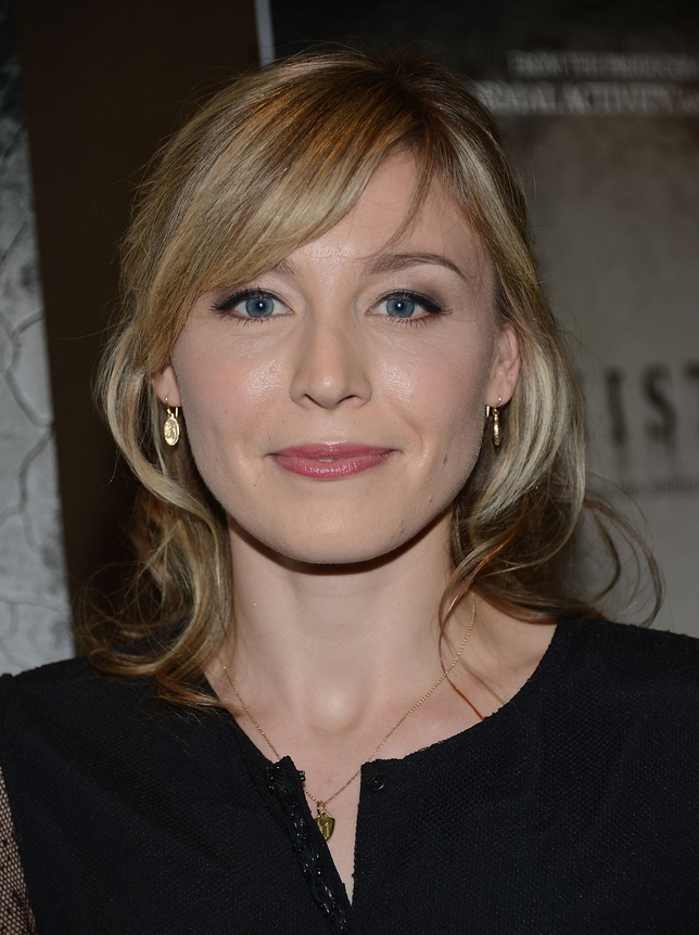 Juliet Rylance Teams Up With Ethan Hawke in 'Sinister'