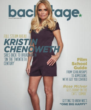 Kristin Chenoweth Rides 'On the Twentieth Century' Back to Broadway