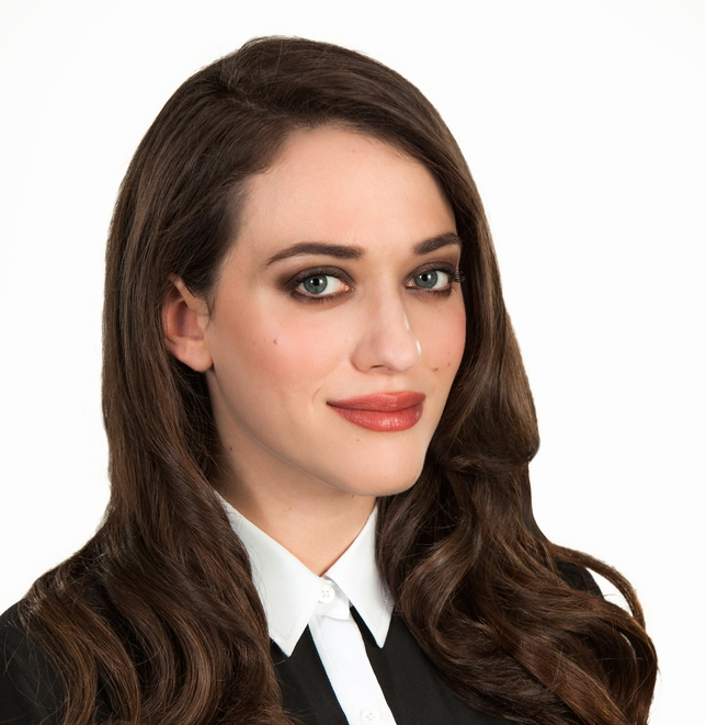 video kat dennings on nightmare auditions and acting at a