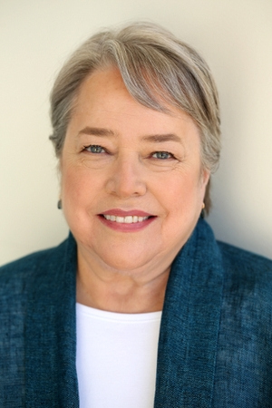 8 Questions With…Kathy Bates