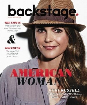 Keri Russell On the Cover of Backstage This Week!