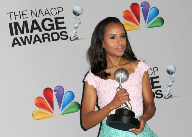 Kerry Washington Dominated NAACP Image Awards (Full Winners List)