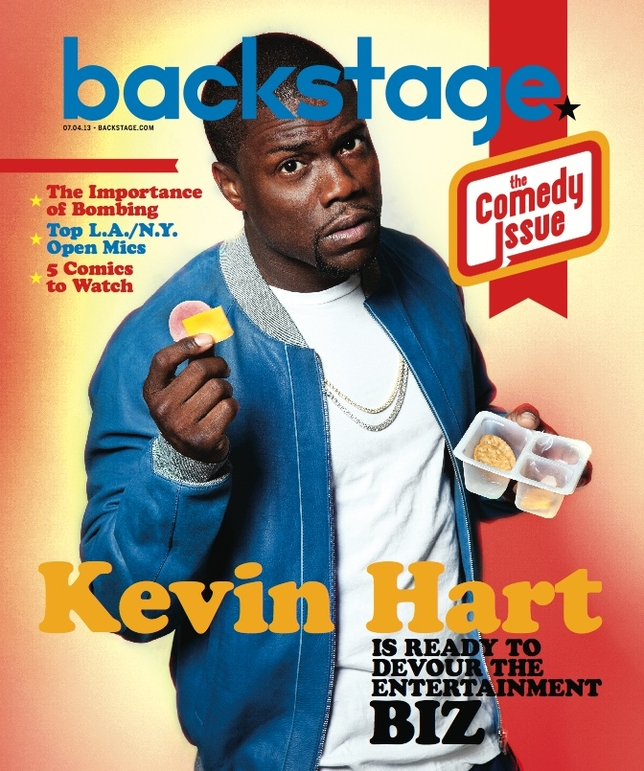 Kevin Hart On The Cover This Week!