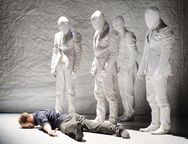 Dance Troupe Kidd Pivott's 'The Tempest Replica' Reimagines Shakespeare