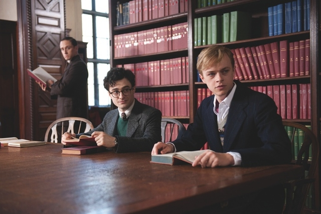 Finding Actors to Act Alongside Daniel Radcliffe in 'Kill Your Darlings'
