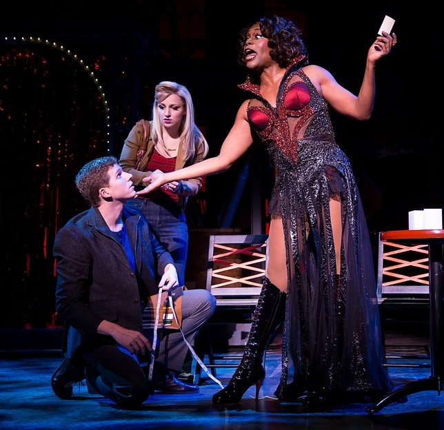 'Kinky Boots,' 'Matilda' Lead 2013 Tony Award Nominations