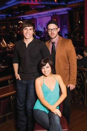 Broadway's Next Generation Gets Its Start in Concerts