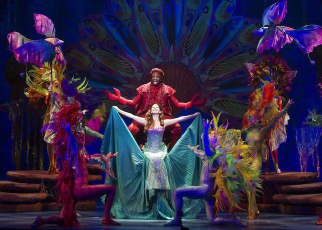 Doug Wright Talks How to Adapt 'The Little Mermaid' for Stage