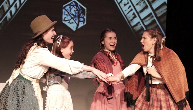 Family-Friendly 'Little Women' Returns to L.A. Stage