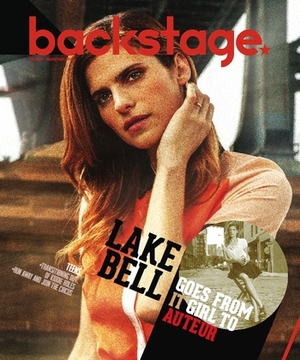 Lake Bell On the Cover of Backstage This Week!