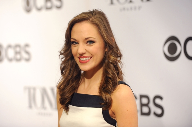 Video: Tony Nominee Laura Osnes Gives Advice for Actors