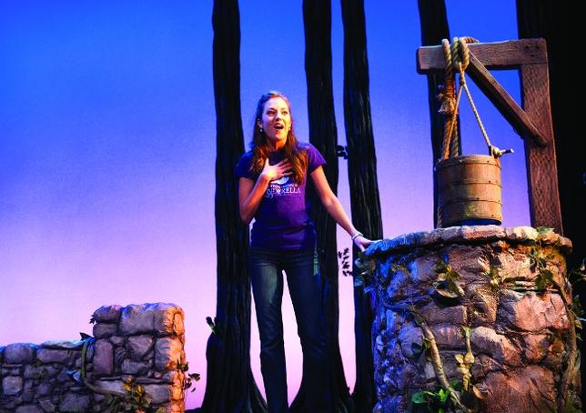 Inside Broadway Takes School Children Behind the Scenes at 'Cinderella'