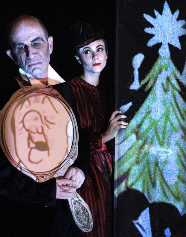 'Reid Farrington's A Christmas Carol' Is a Dizzying Digital Wonder