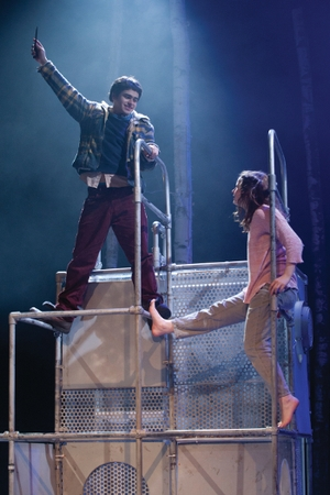 Creating Chills Onstage in 'Let the Right One In'
