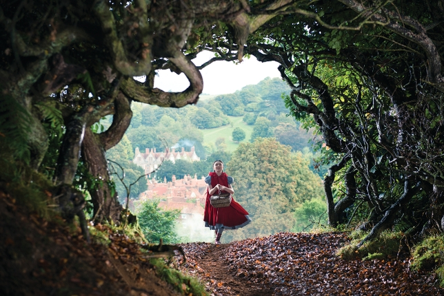 A Casting Fairy Tale Comes True with 'Into the Woods'