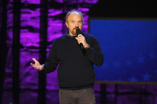Comedian Louis C.K. to Headline Sandy Benefit Shows on Staten Island