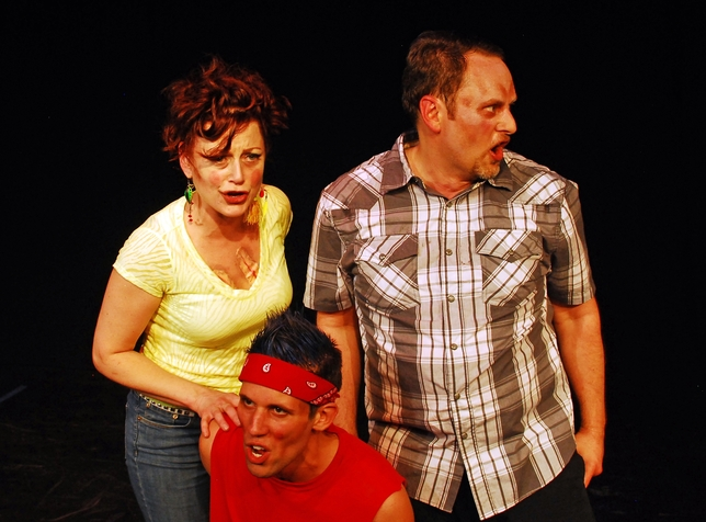 NY Review: 'Love Death Brains: A Pete Rydberg Musical Meme'