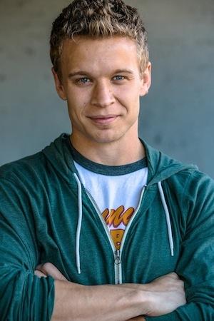 Spotlight On: Jesse Luken of 'Star-Crossed'