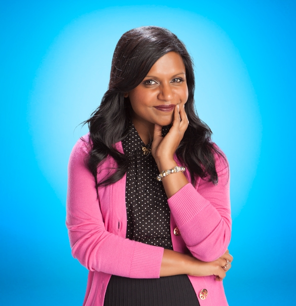 Scene-Stealer Mindy Kaling Takes the Lead
