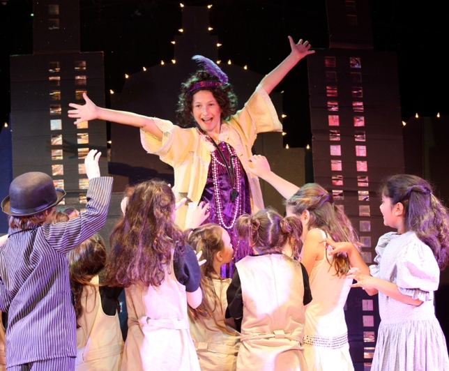 Musical Theater Los Angeles Turns Kids into Pros