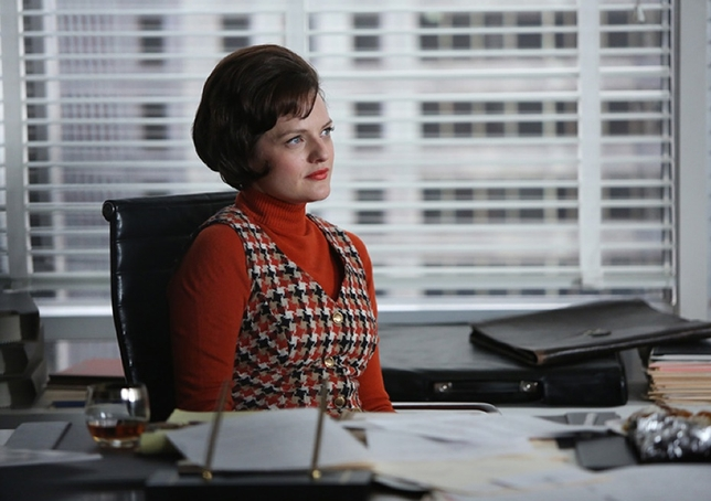 Emmy Nominations: Elisabeth Moss on 'Mad Men' and 'Top of the Lake'