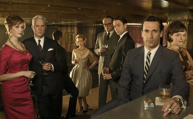 Emmy Awards: Can Anything Beat 'Mad Men'?