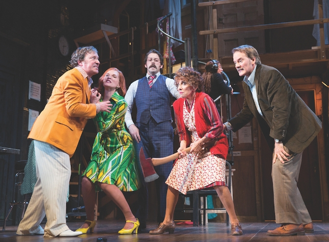 'Noises Off' Proves Farce Is Harder Than It Looks