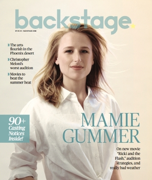 Mamie Gummer's 1 Survival Tip for Auditions