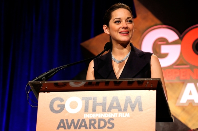 2012 Gotham Awards Winners Announced