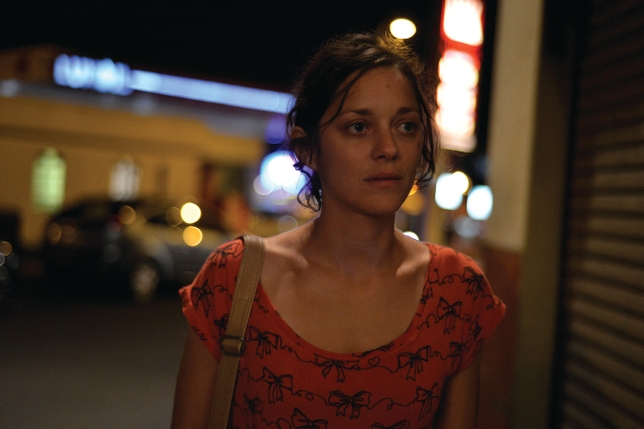 Marion Cotillard on How to Cry at a Moment's Notice