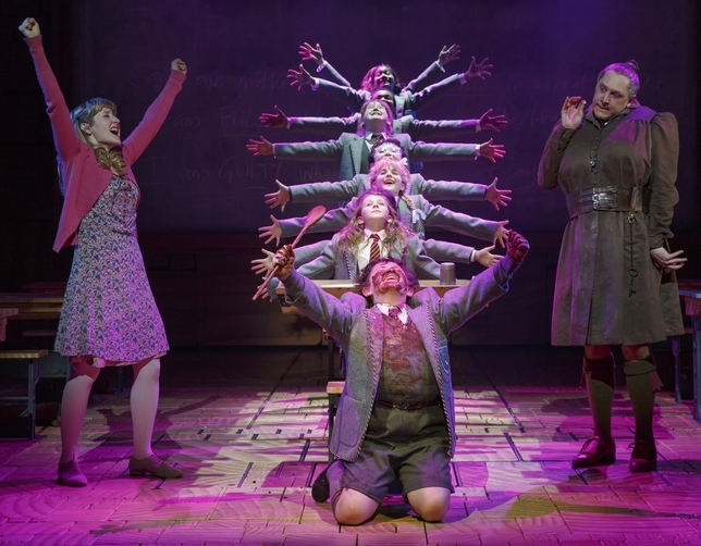 'Matilda,' 'Pippin' Lead Drama Desk Award Winners