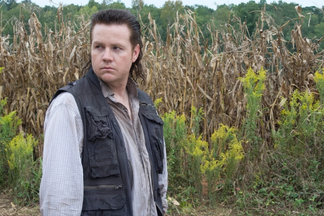 Funny Man Josh McDermitt Kills on 'The Walking Dead'
