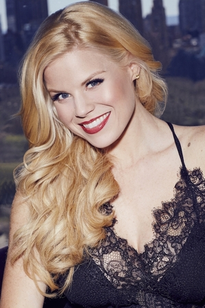 Megan Hilty on the Secret to Playing (Dumb) Blondes