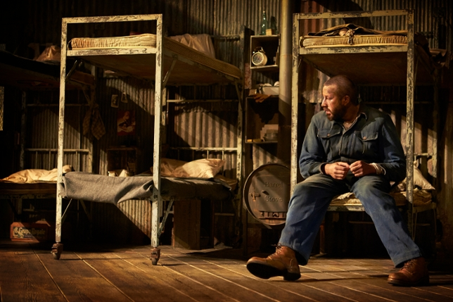 Chris O'Dowd Brings Honesty to 'Of Mice and Men'