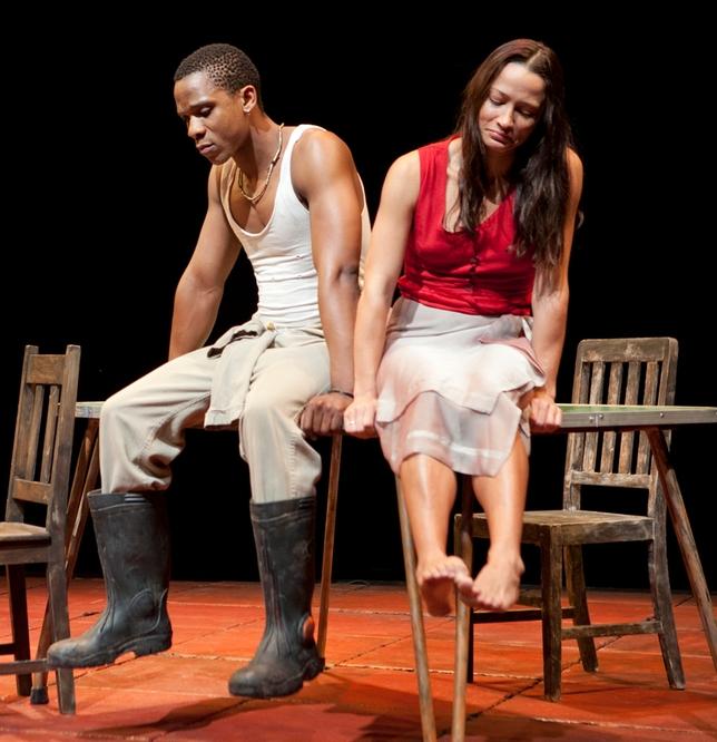 Bold 'Mies Julie' Sets Strindberg in South Africa