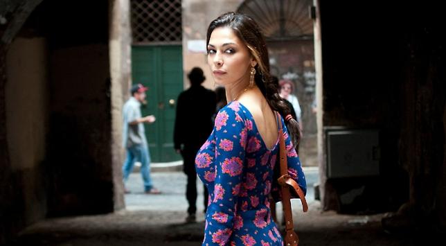 Moran Atias Hits Big and Small Screens