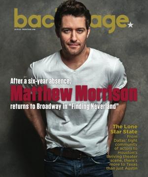 Matthew Morrison Returns to the 'Neverland' of Broadway