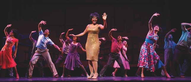 'Motown' Brings Iconic Performers to Life With Choreography