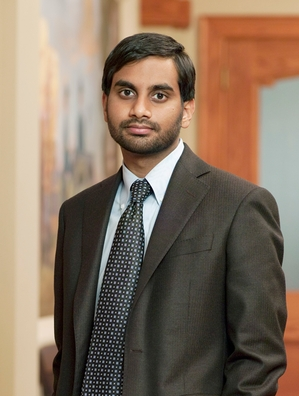 'Parks and Rec' Star Aziz Ansari Is Authentically Funny