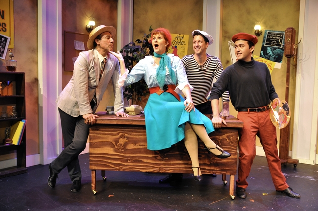 Winning 'Nuttin' but Hutton' Delivers Schmaltzy Musical Entertainment
