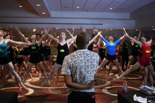Funding Dance Training with NYC Dance Alliance