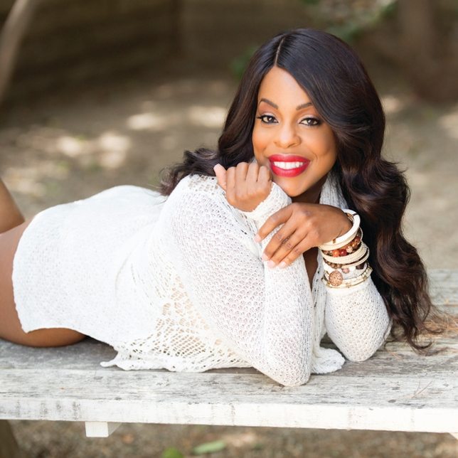 8 Questions With...Niecy Nash
