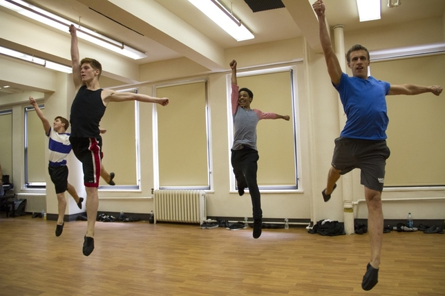 Casting Search For the Next 'Newsies' Goes National