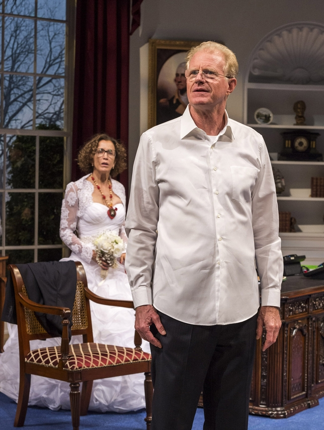 Ed Begley Jr. Is Miscast in David Mamet's 'November'