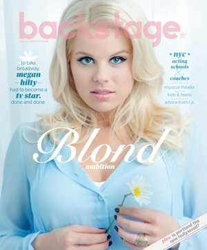 Megan Hilty Auditioned for Sean Hayes; Plus More From the Issue!