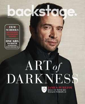 Issue Preview: James Purefoy in 'The Following'